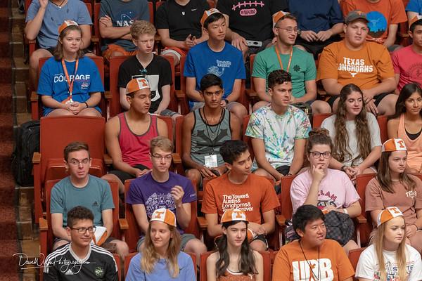 LHB Freshman Orientation, 2018