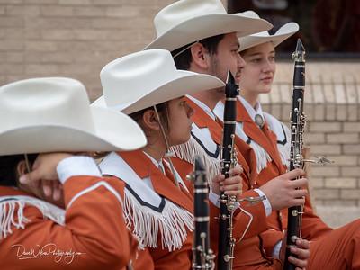Longhorn Band, September 22nd, 2018