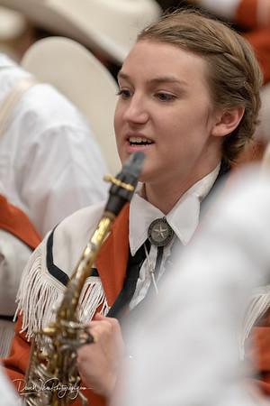 Longhorn Band, September 8th, 2018