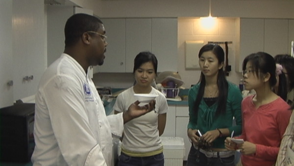 Cooking Class with Maurice 2006