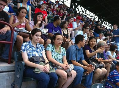 Rangers July 2010