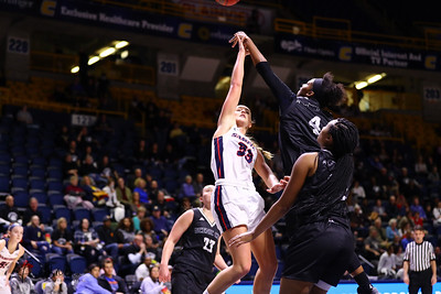COLLEGE BASKETBALL: FEB 21 Women's Samford at UT-Chattanooga