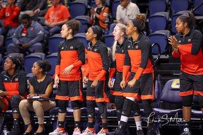 COLLEGE BASKETBALL: FEB 23 Women's Mercer at UT-Chattanooga