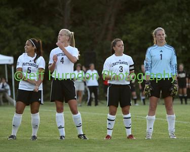 UTC Soccer 10-2-09