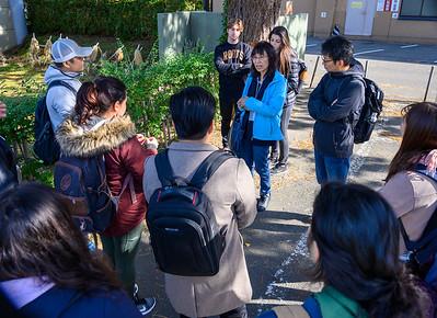 Ainu rights discussion with Junko Habu