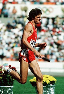 1988 Seoul Olympic Games-athletics