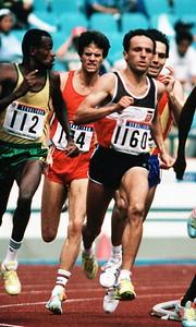 1988 Seoul Olympic Games-athletics