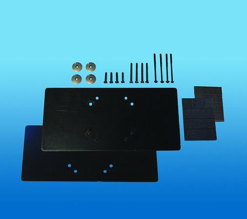 Amplified Four Speaker Sound Wedge Mounting Kit - 4035ATVB