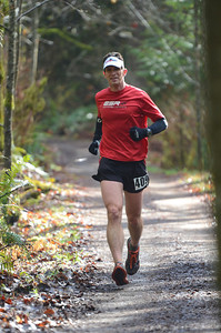 march marathon in the redmond watershed - a beautiful day, and I had lots of time to enjoy it.  photo by takao suzuki