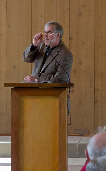 Bill Schulz talks at UUCPA 9&10April2011