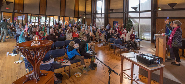 Congregational Meeting 6Dec2015