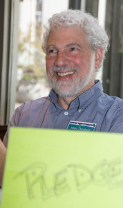 Treasurer Marc Theobald