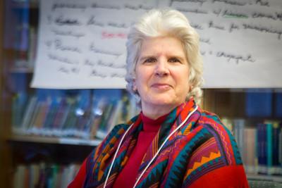 Kathleen Quenneville, Moderator