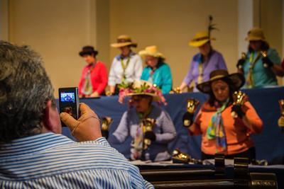 Capturing the Bell Choir