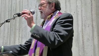 Rev. Sammons Farewell Comments