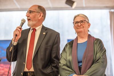Revs. Buehrens and Benson