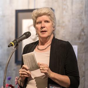 Moderator Kathleen Quenneville