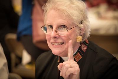 Rev. Gwen Langdoc  Buehrens