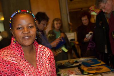 Kopanang Project Director Silindile Twala