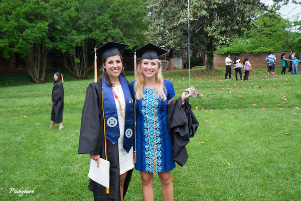 UVA Graduation 2015