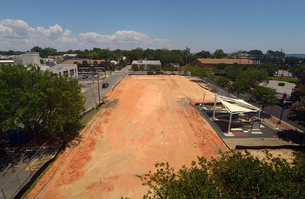 Museum Plaza Progress
