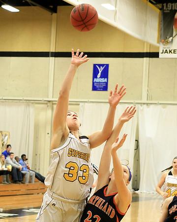 01-28 UWS Women's Basketball Northland