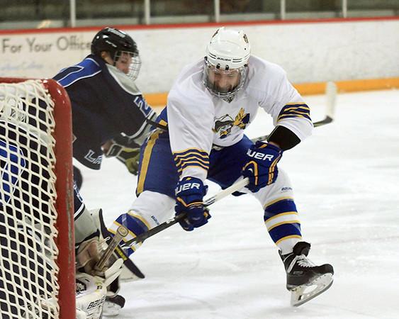 2014-15 CSS Saints Men's Hockey