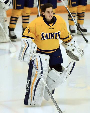 2014-15 CSS Saints Womens' Hockey