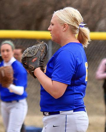 2015 St. Scholastica Softball