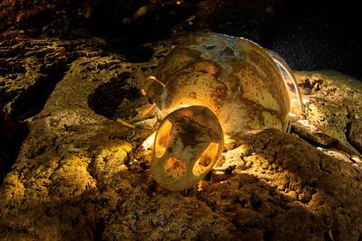 Turtle tomb @ Sipadan, Malaysia (馬來西亞 西巴丹)