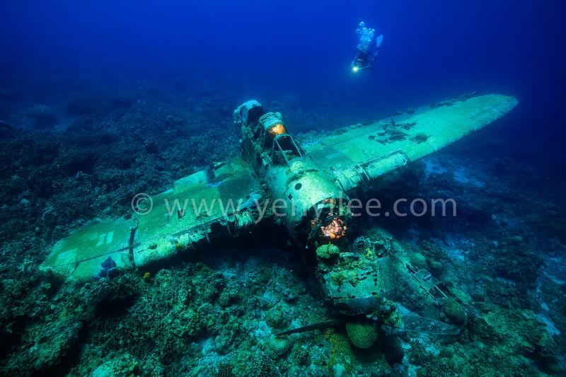Jake Seaplane @ Koror, Palau
