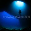 Blue Hole (藍洞) @ Palau (帛琉)