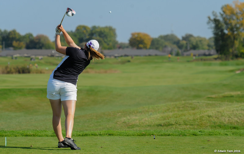 OUA Golf Championships hosted by the University of Windsor on October 17-18, 2016 at the Ambassador Golf Club, Windsor, Ontario.