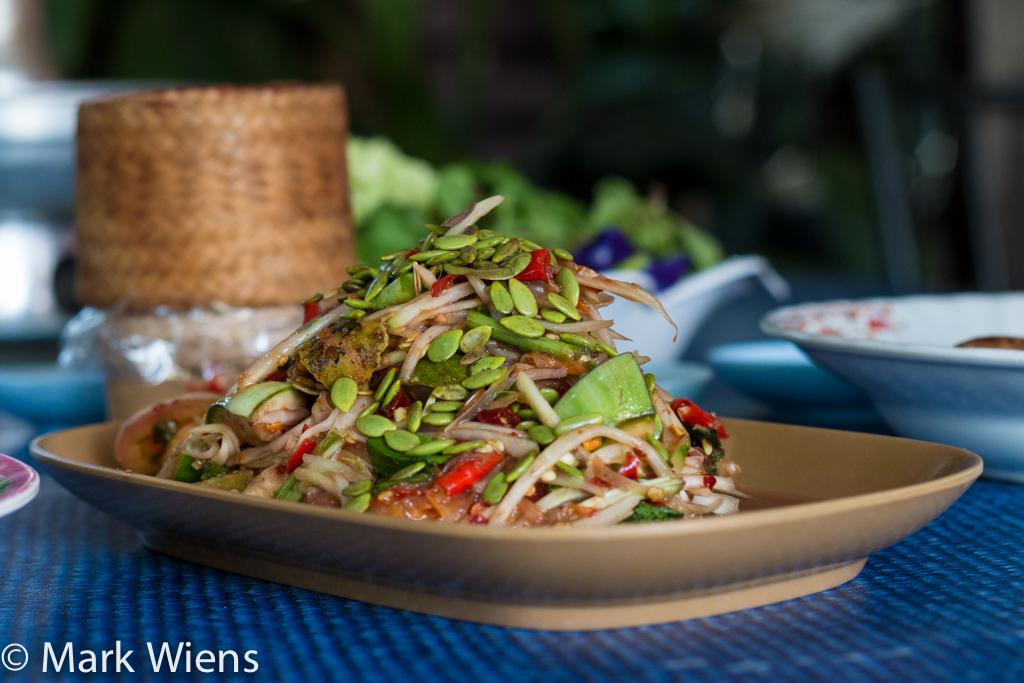 Pornthip Som Tam Gai Yang – Wat Jaeng (ร้านอาหาร พรทิพย์ส้มตำไก่ย่าง (วัดแจ้ง)