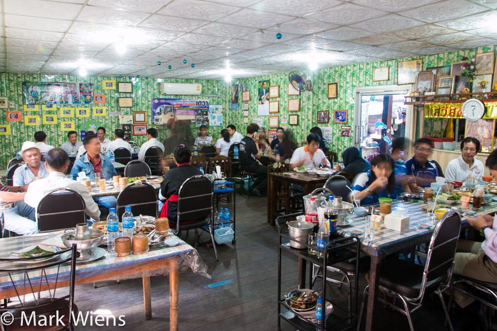 restaurants in Ubon Ratchathani