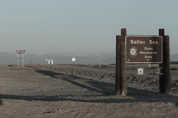 Salton Sea, California 2016