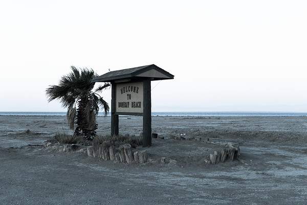 Bombay Beach, Salton Sea, California 2016
