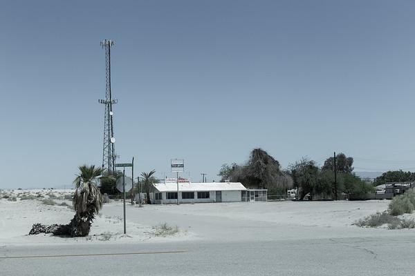 Desert Shores, Salton Sea, California 2016
