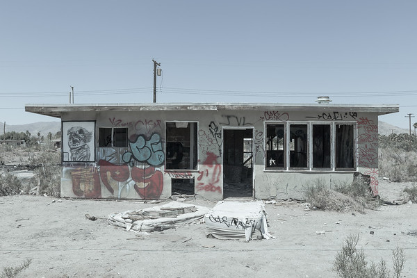 Salton Sea Beach, California 2016