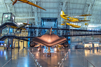 United States Air Force Lockheed SR-71A 64-17972 7-11-18 3