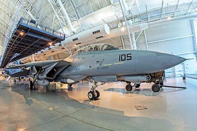 United States Navy Grumman F-14D 159610 7-11-18