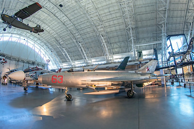 Mikoyan-Gurevich MiG-21F-13 7-11-18