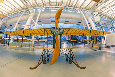 1912 Fowler-Gage Tractor Biplane 7-11-18
