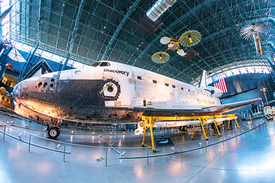 National Aeronautics and Space Administration Rockwell Space Shuttle Orbiter OV-103 7-11-18