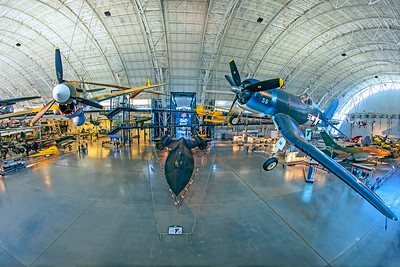 Steven F  Udvar-Hazy Center 7-11-18