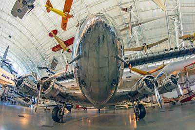 Pan American Airways Boeing 307 Stratoliner NC19903 7-11-18 2