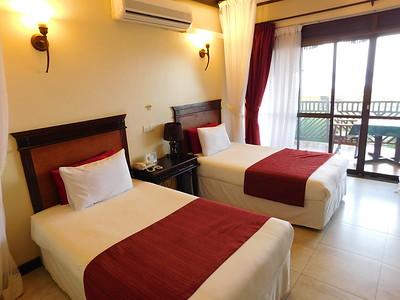 Cassia Lodge - Entebbe/Kampala