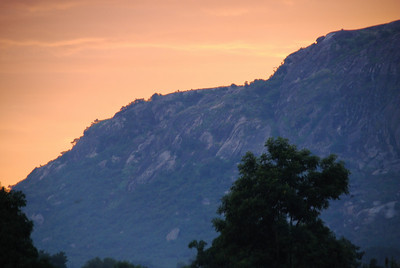 The Rock at Sunrise
