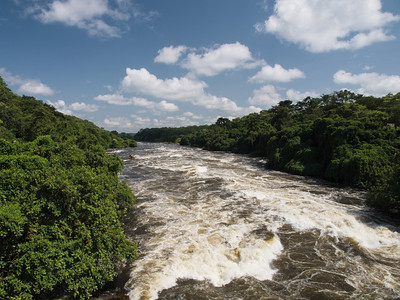 Nile, Karuma Falls