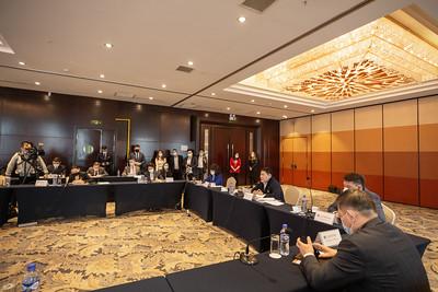 2021 оны хоёрдугаар сарын 24. Монгол Улсын Ерөнхий сайд Л.Оюун-Эрдэнэ Аялал жуулчлалын салбарынхантай уулзлаа.  ГЭРЭЛ ЗУРГИЙГ Б.БЯМБА-ОЧИР/MPA